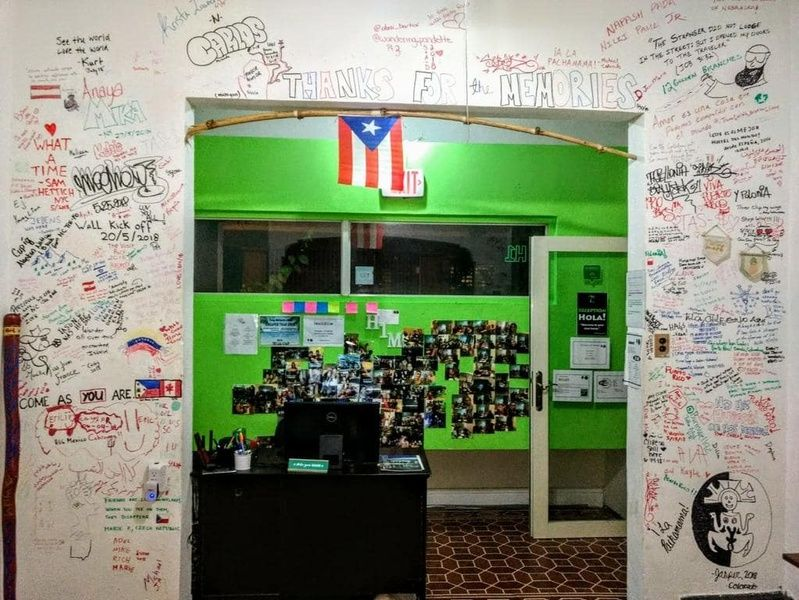Hostel H1 Miramar is an awesome hostel in Puerto Rico