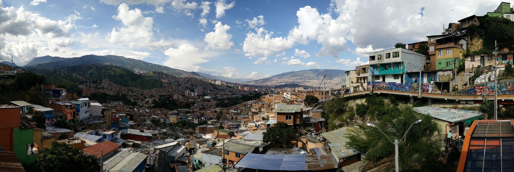 Comuna 13 2 Weeks in Colombia