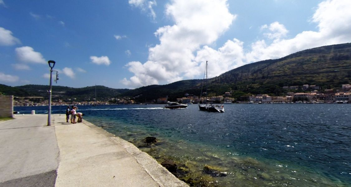 Exploring Vis Island is one of the best things to do in Croatia