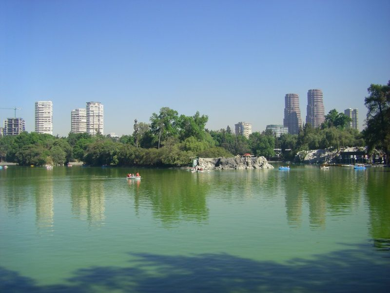 Chapultepec Park is a Mexico City must see
