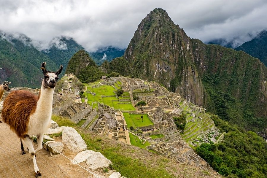Machu Picchu is one of the best places to visit in Peru