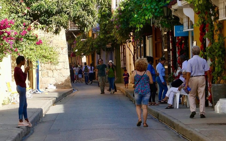 Old Town Cartagena Itinerary