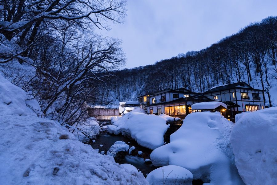 Arima Onsen is what to do in Kobe Japan