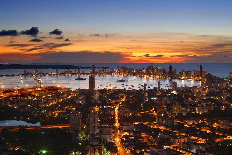 Cartagena 2 Weeks in Colombia