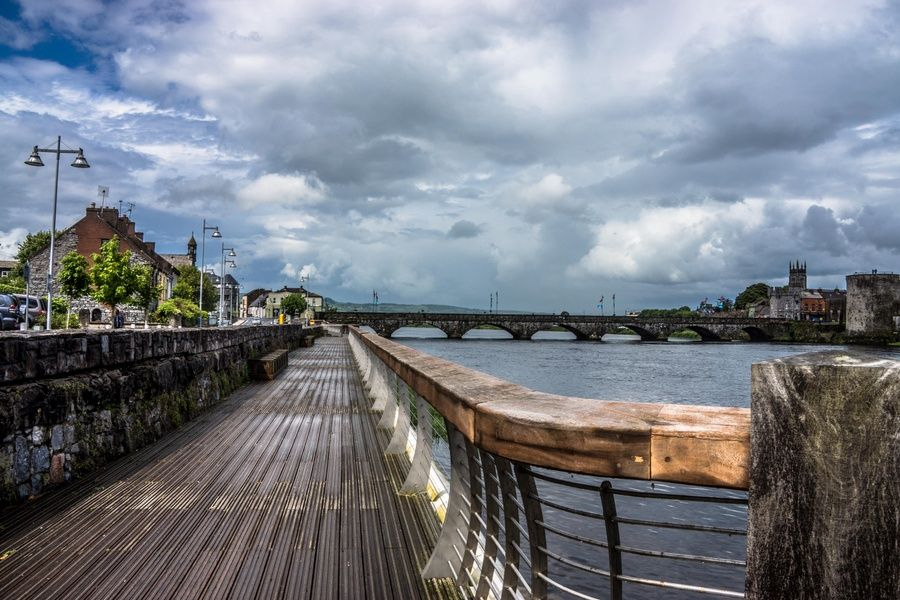 Limerick is a lovely place to visit in Ireland