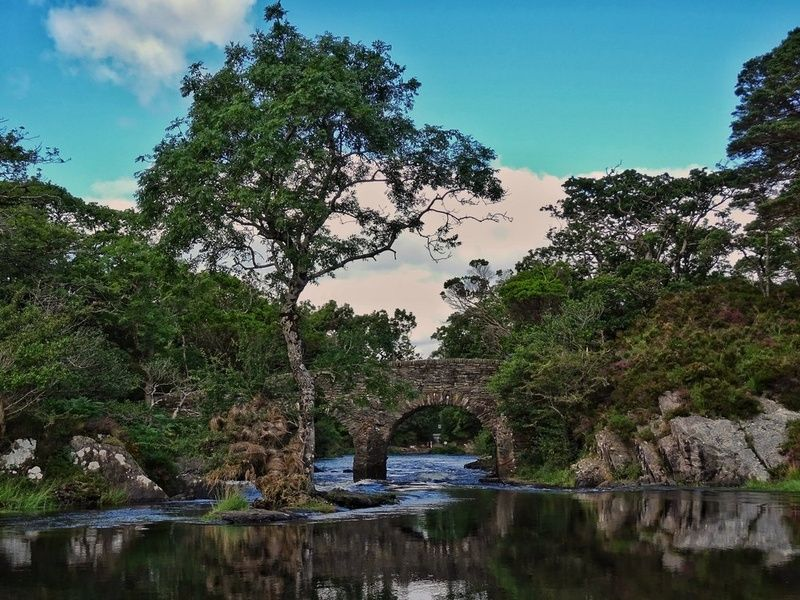Visiting Killarney National Park is a great free thing to do in Ireland