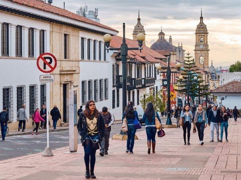 La Candelaria Bogota Itinerary