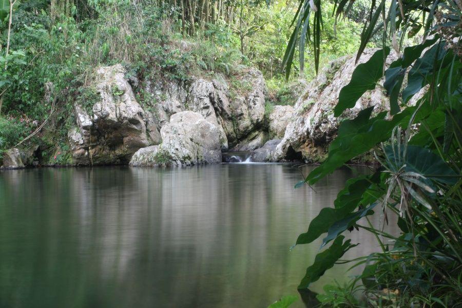 El Charco Azul Places to Go in Puerto Rico