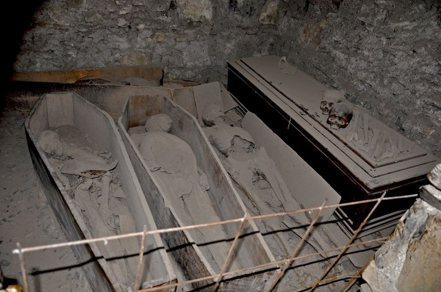 St. Michan's Mummies are off the beaten path in Ireland