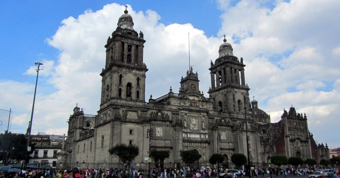 Catedral Metropolitana Places To Visit In Mexico City