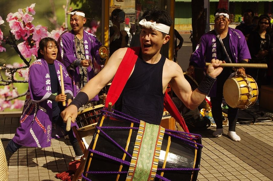 With so many festivals in Japan, there's always a fun thing to do in Tokyo