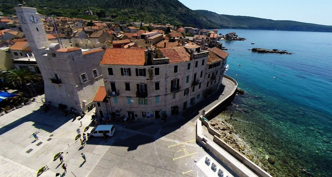 Where to stay in Croatia for ultimate island life? Vis Island