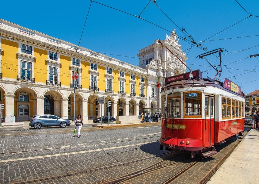 A common Portugal Travel FAQ is about public transportation
