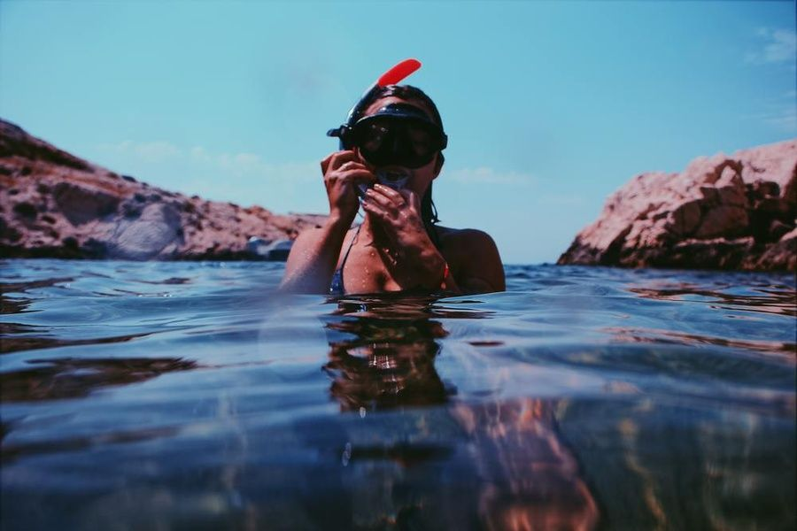 Snorkeling Puerto Rico Family Vacation