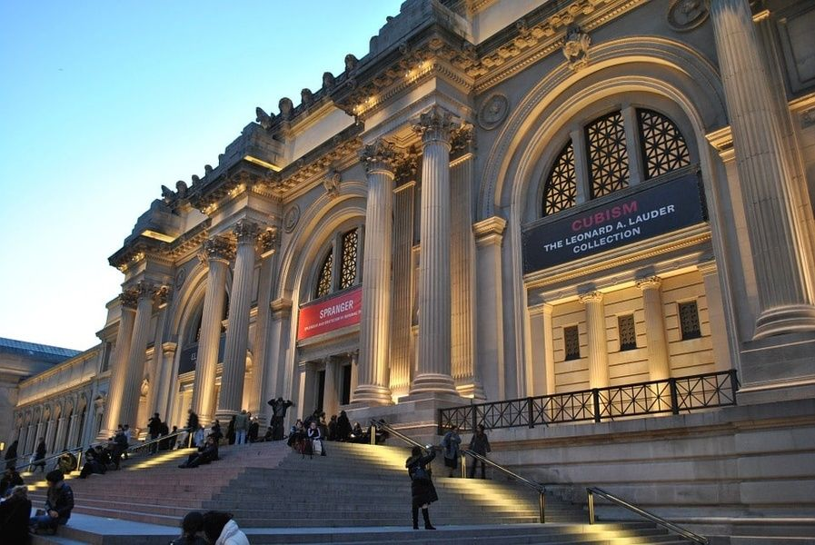The Met is one of the best places to visit in New York City