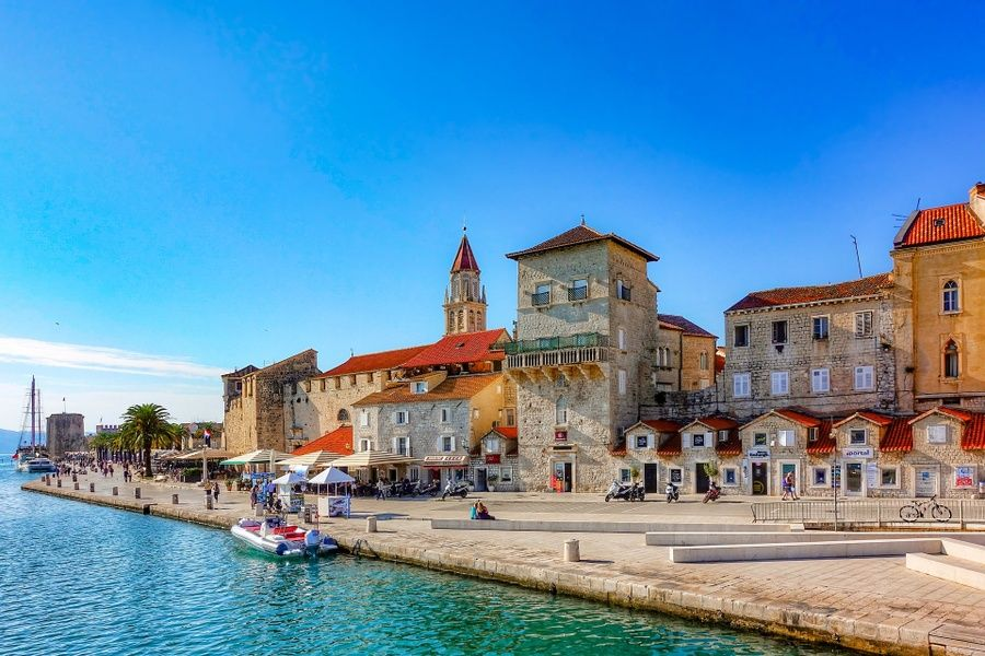 Trogir is one of the best places to visit in Croatia