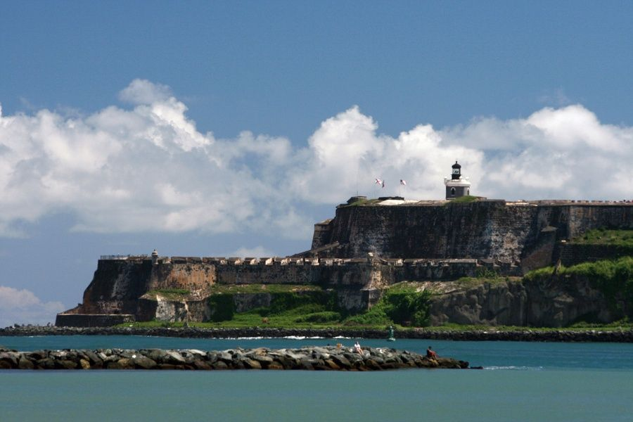 Forts Things to Do in Puerto Rico with Kids