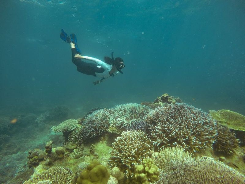Exploring Thailand's waters is one of the best things to do in Thailand