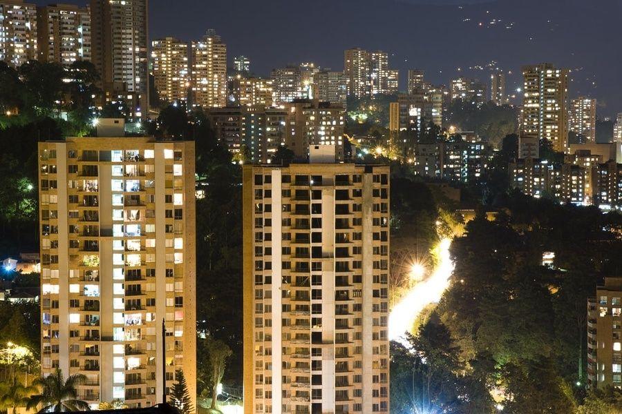 El Poblado Medellin Itinerary