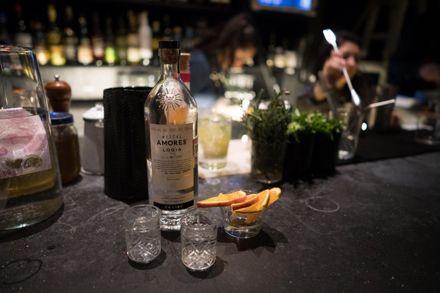 Go underground for one of the best things to do in Mexico City—exploring its speakeasies!