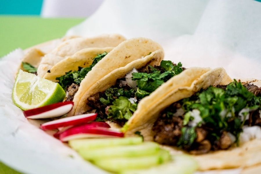 Enjoying tacos is a great thing to do in Mexico City