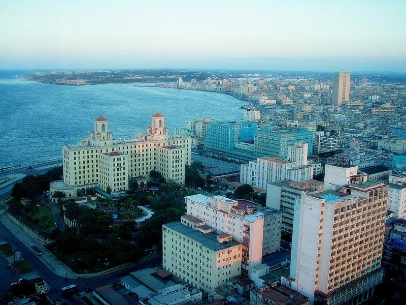 lodging hotels where to stay in Cuba