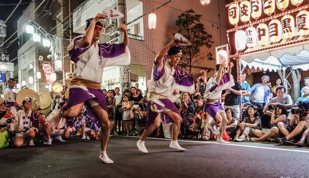 During a festival is the best time to visit Tokyo Japan