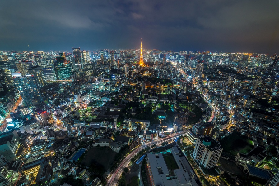 TripAdvisor Japan loves the view from the Roppongi Hills Observatory