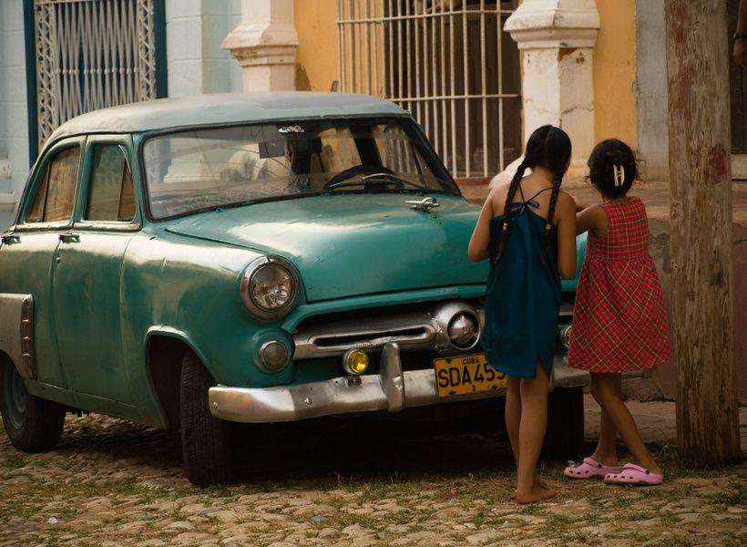 Colectivos how to get around Cuba