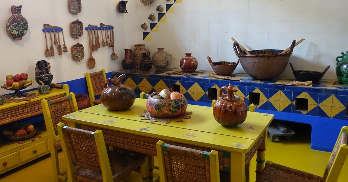 Museo Frida Kahlo Places To Visit In Mexico City