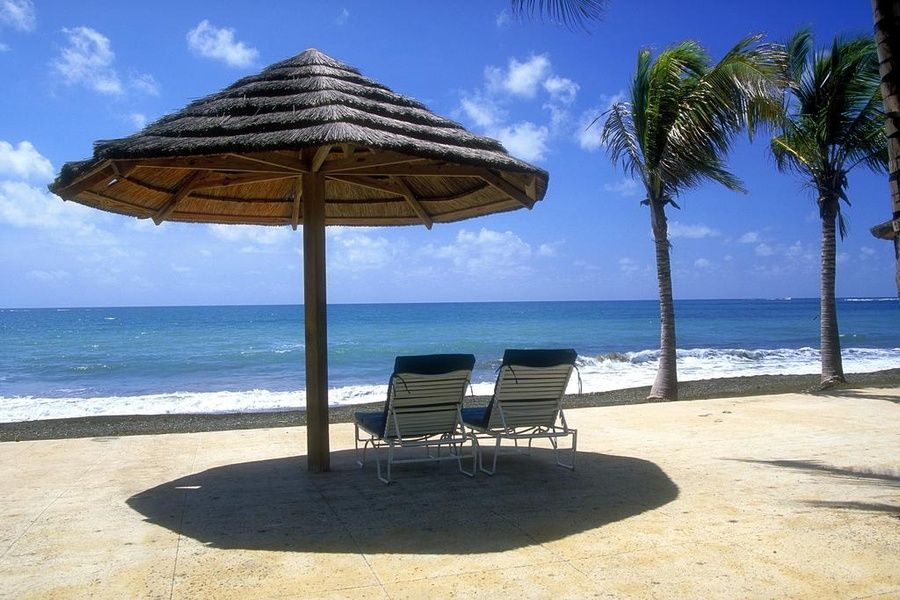 Luxurious Hilton Ponce Golf & Casino Resort is an excellent Puerto Rico beach resort
