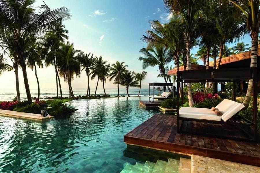 Dorado Beach Ritz Carlton Reserve is a stunning Puerto Rico beach resort