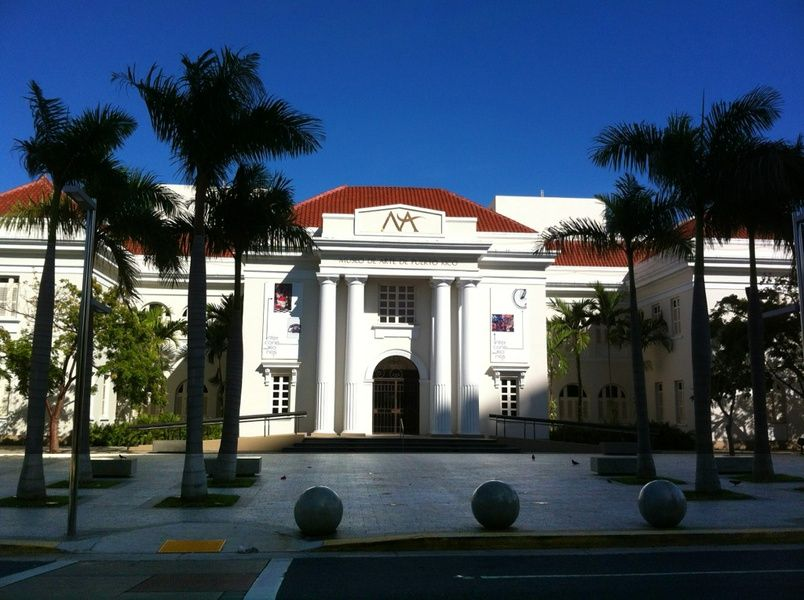 With its amazing collection, Museum of Puerto Rican Art is one of the best attractions in San Juan