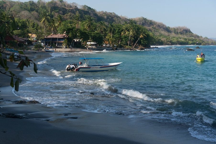 Where to stay in Costa Rica for great yoga? Nicoya Peninsula