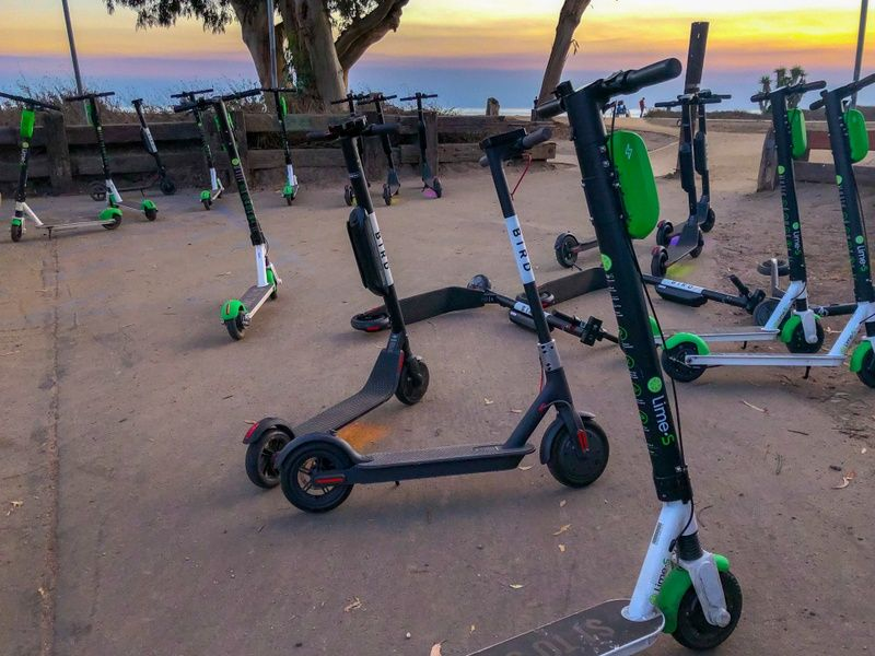 Bike and scooter shares are the newest thing in Los Angeles transportation