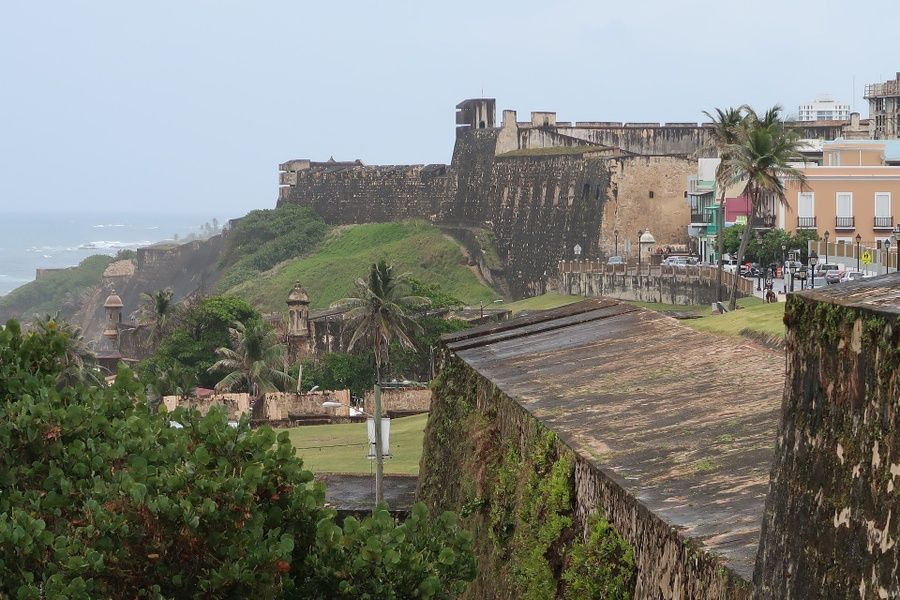 El Morro and San Cristobal in San Juan is one of the Best Places to Visit in Puerto Rico