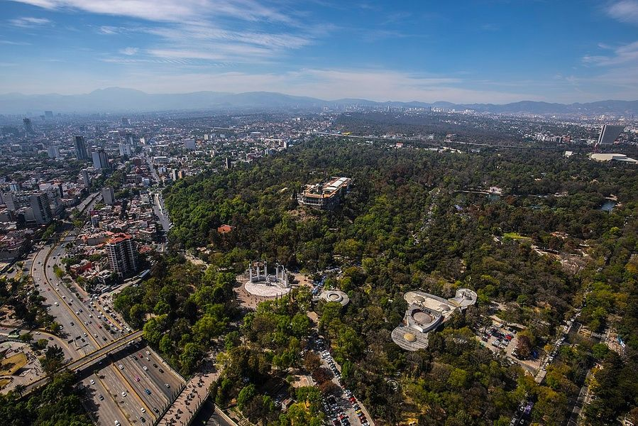 Chapultepec Park Places To Visit In Mexico City
