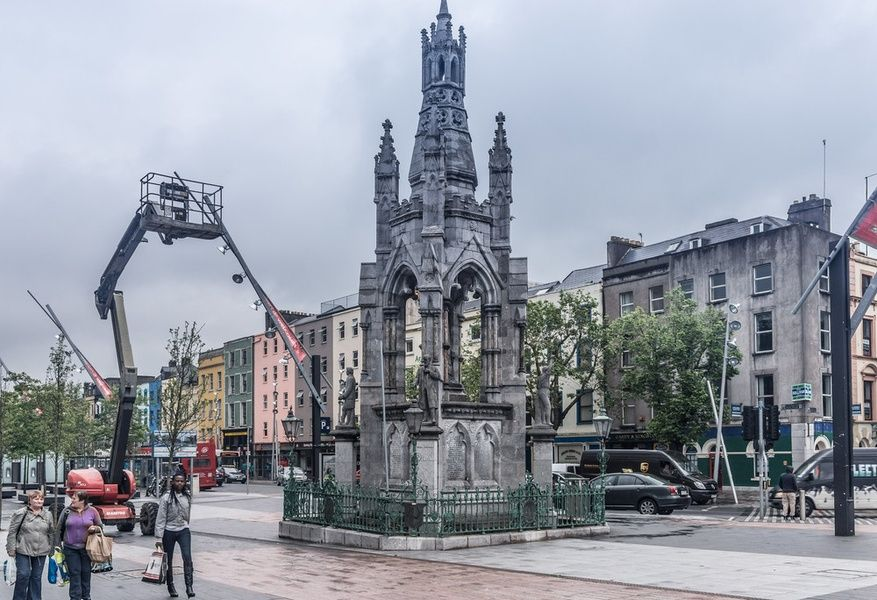 Visiting Cork's National Monument is a must-do in Ireland