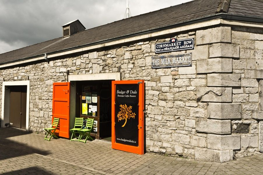 Eating at the Milk Market is one of the best things to do in Limerick