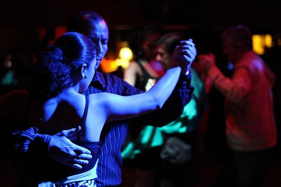 Learning to tango is one of the top things to do in Buenos Aires