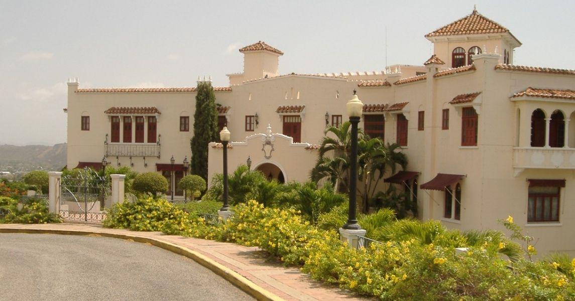 Serralles Castle Puerto Rico Landmarks