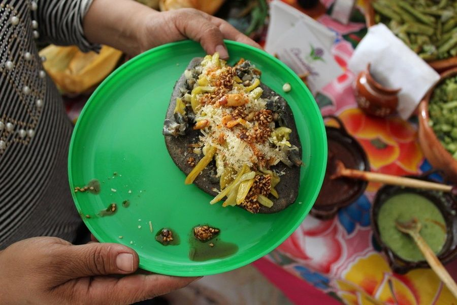 Tlacoyos Where to Eat in Mexico City