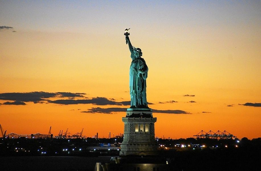 The Statue of Liberty is one of the most iconic places to visit in New York City