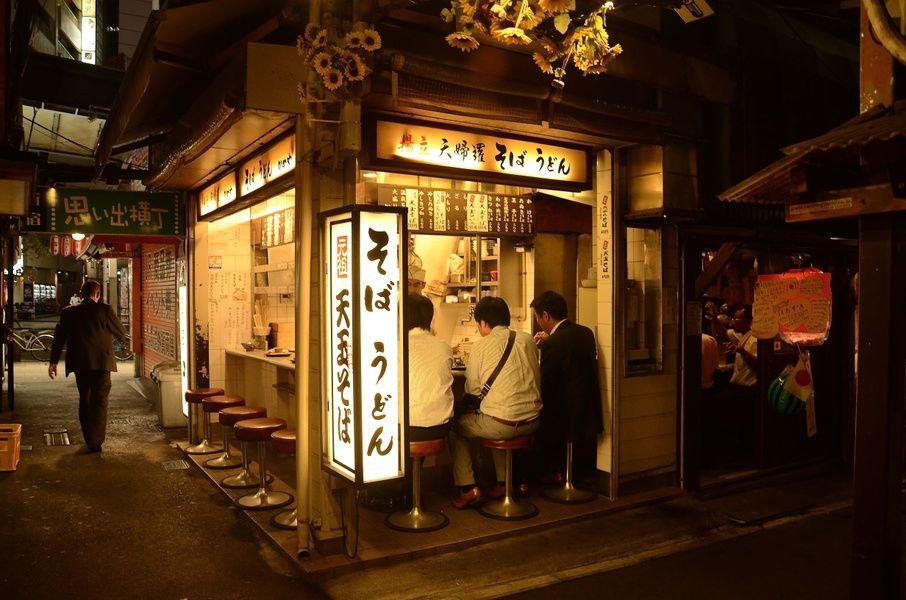 Omoide Yokocho is a cool place to explore if you're looking for what to do in Tokyo in 3 days