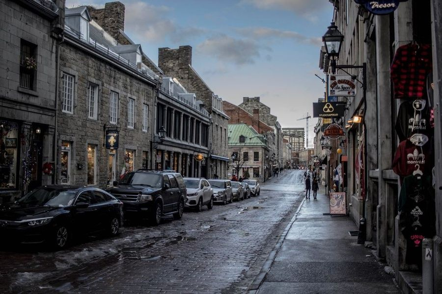 Exploring Old Montreal is one of the best things to do in Montreal