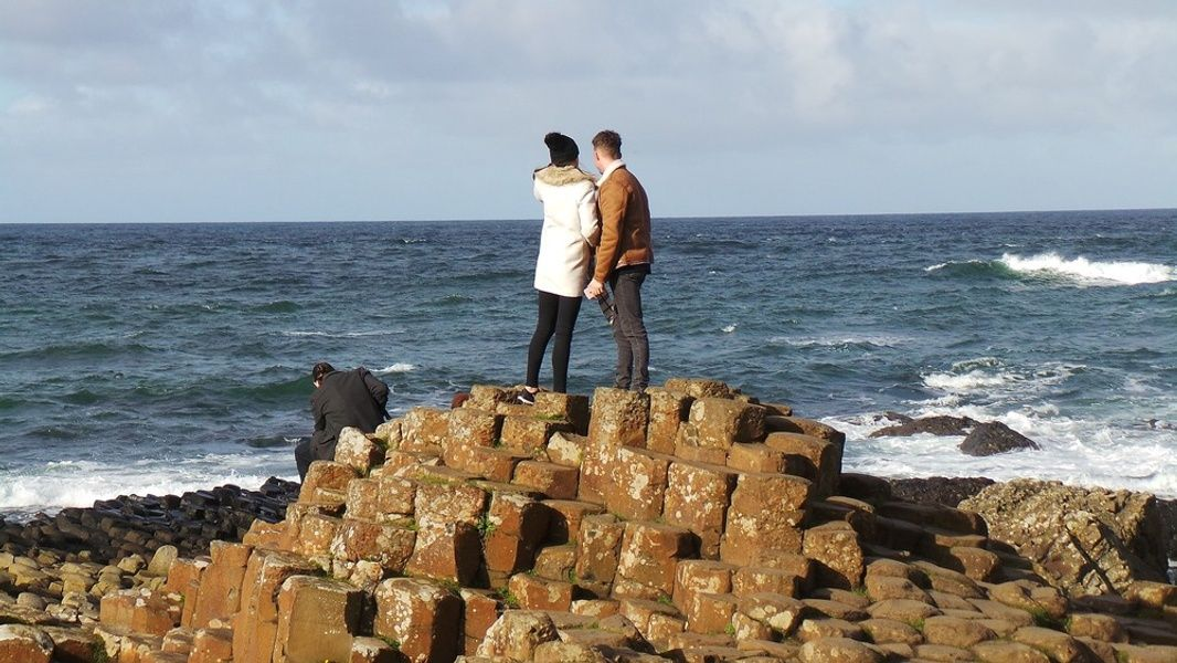 Giant's Causeway is one of the top 10 things to do in Ireland