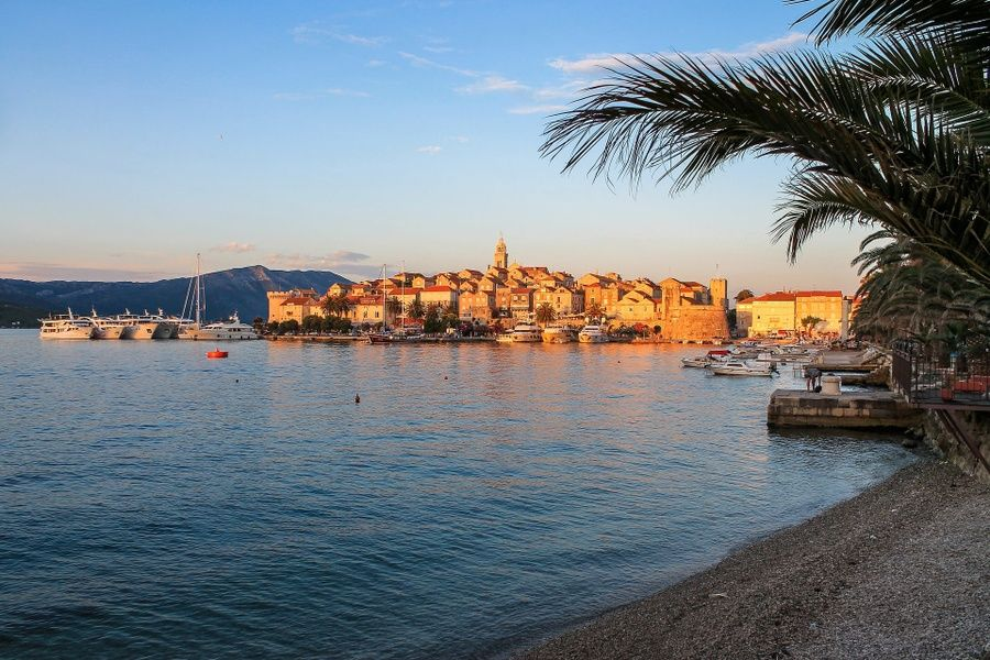 Where to stay in Croatia for a less-crowded island escape? Korčula Island