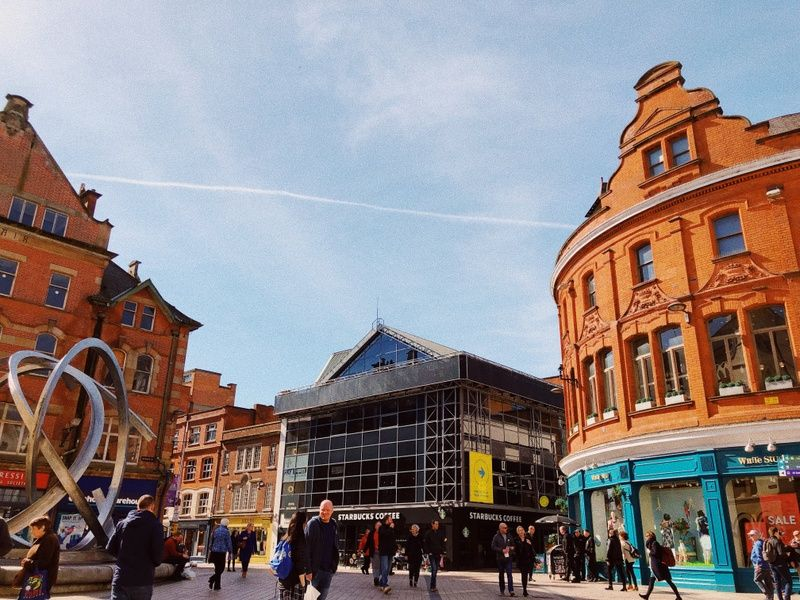 Belfast is one of the best cities to visit in Ireland