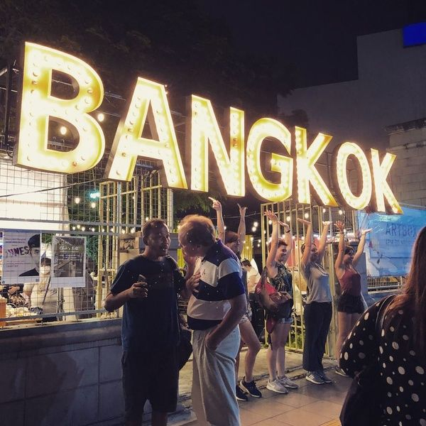 Partying is one of the best things to do in Thailand