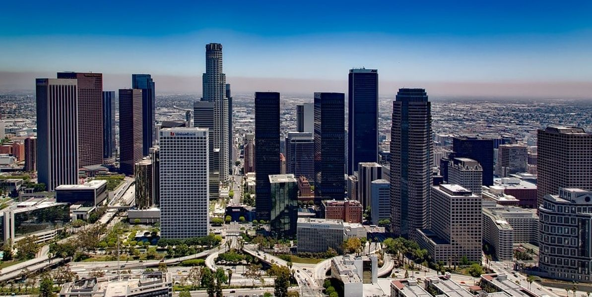 DTLA Where to Stay in LA